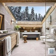 Home Interior Layout Bathroom Inspiration : vivid.Home Interior Layout Bathroom Inspiration : vivid. Container Home Designs, Bad Inspiration, Bathroom Inspiration, Interior Inspiration, Dream Bathrooms, Amazing Bathrooms, Home Interior Design, Interior And Exterior, Modern Interior