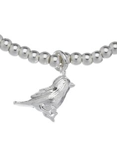Estella Bartlett songbird bracelet, silver WAS £14.99 NOW £7.49 : SALE : Products : Aspire Style | Irresistible fashion, jewellery and gifts