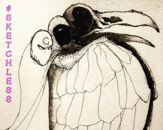 Not yet...  #moonknight #marvel #sketchless #halloween  #inktober2017 #inkarictober #caricatura #caricature #quickdrawing #WIP #anatomy #cinema #movies #ink #artclass #artbook #art #dailydrawing #illustration  #doodle #sketch  #commission #desenho #fanart #inktober #sketchbook #conceptart #INEEDARTCLASSES #comics #cartoon