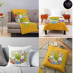 This year, the Easter Bunny got some help.🐰 Because of isolation, we can't take our kids to the egg hunt. But we can make them happy with Easter funny T-shirts or Easter home decor. If you like decorations, hurry 🚀 with your order to get it before Easter.   #EasterisComing#EasterBunnies#HomeDecor #Easter2020🐰 #EasterDecor#Easter#easterholidayfun#Redbubble#RedbubbleArtist#FindYourThing