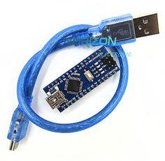 >> Click to Buy << Mini USB Nano V3.0 ATmega328 5V 16M Micro-controller CH340G board #Affiliate