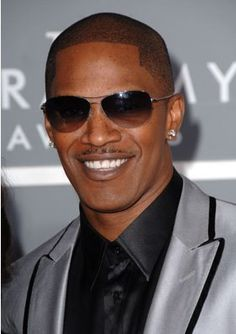 Jamie Foxx - man of extreme talent. Musician, singer, and actor. And does all three to near perfection. Oh and he used to be a comedian. Remember those days?