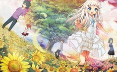 Anime - Anohana Wallpapers và hình nền