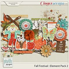 Fall Festival : Element Pack 2