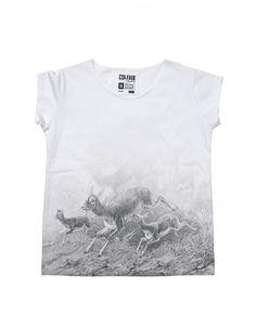 T-shirt Fog