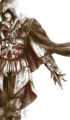 Ezio,Assassins Creed 2.