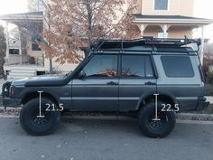 Share your measurements - Page 7 - Land Rover Forums - Land Rover Enthusiast Forum