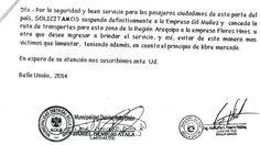 Pobladores piden retiro de Gil Muñoz http://hbanoticias.com/3533