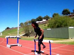 How to Hurdle : Arm Placement !   SirenasWorld.com