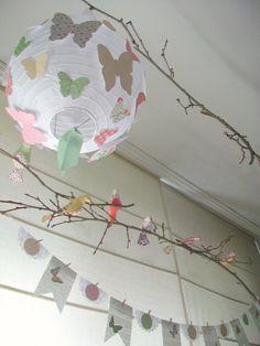 decoracion para fiestas del bosque De las manos de Jann - manualidades, tarjetas, recuerdos para toda ocasión