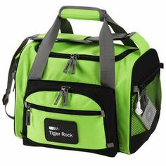 promotional products 12-can convertible duffel cooler