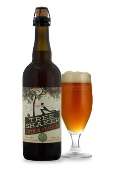 Odell Tree Shaker Imperial Peach Ale - bright, citrus taste with a gentle hoppiness. Not a strong malt taste, but a good, flavorful balance. The peach is subdued, and not too sweet. More Beer, All Beer, Wine And Beer, Best Beer, Beer Brewing, Home Brewing, Ipa, Beers Of The World, Beer Brands