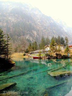Blausee Nature Park, Switzerland