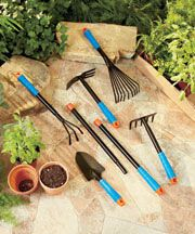 7 Pc. Extension Garden Tool Set for $10.50. Retail Price: $14.95, You Save: $4.45 (30%), Item No: 235611, Ships From: UNITED STATES. Condition / Status: New / In Stock
