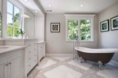 Wall color is Edgecomb gray by Benjamin Moore. Very light off white to tan with. Wall color is Edgecomb gray by Benjamin Moore. Very light off white to tan with a little gray. Lots of depth in this color but its still subtle. Light Grey Paint Colors, Warm Gray Paint, Wall Paint Colors, Interior Paint Colors, Gray Interior, Interior Painting, Gray Color, Interior Design, Gray And White Bathroom