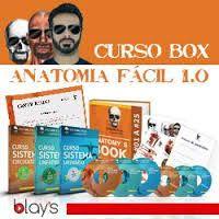 Tudo que você precisa sem sair de casa: Box Anatomia Fácil 1.0