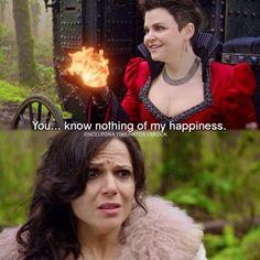 "#OnceUponATime 4x22|4x23 - ""Operation Mongoose"" - Snow White and Regina"