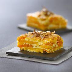 Pour changer du gratin dauphinois, on essaye cette recette de gratin de potiron et patates douces, idéale pour les dîners d'automne.
