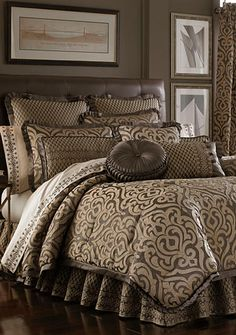 j queen new york hermitage bedding collection