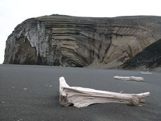 Jan Mayen, an arctic island owned by Norway