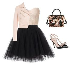 """""""Untitled #2105"""" by n2288851 on Polyvore featuring Forever 21, Kate Spade, Dolce&Gabbana and Emilio Pucci"""