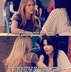 One tree hill, Brooke and Haley #bestfriends