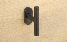 V-Collection - model: V8.164TDK.033 / T turn-tilt window handle on DK escutcheon