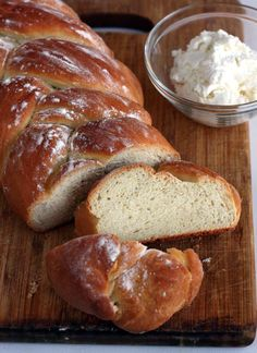Ricotta Cheese Bread