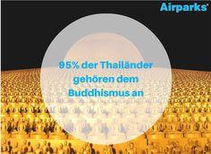 Thailand Buddhismus Thailand Fact Unnützes Wissen vs. Nützes Wissen Buddha Tempel – Airparks Urlaubsblog