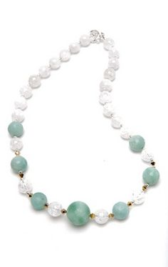 Winter Ice Necklace. http://store.nightlightinternational.com/product_p/st057n.htm $44.99. For Freedom's Sake.