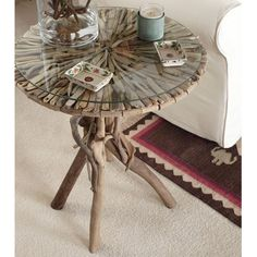 Buy Driftwood side Tables. Enjoy the discount offer and focus our great number of Driftwood Furniture, Console & Sofa Tables that may decor you house's Interior.