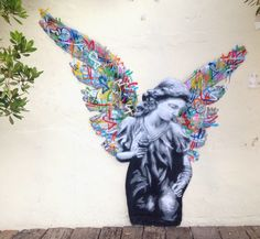 Street art by Martin Whatson in Penang, Malaysia, 3/15 (LP)
