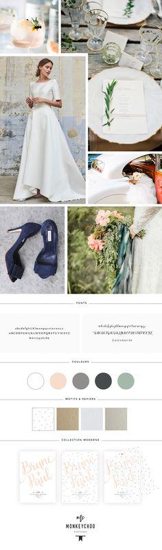 moodboard MonkeyChoo One Shoulder Wedding Dress, Collection, Wedding Dresses, Fashion, Elegant Wedding, Dress Ideas, Color, Bride Dresses, Moda