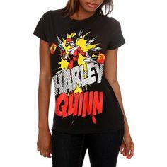 DC Comics Harley Quinn T-Shirt