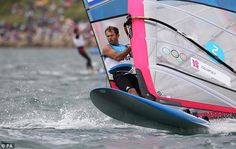 We are sailing: Dempsey just missed out on securing the gold