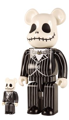 BE@RBRICK×The Nightmare Before Christmas