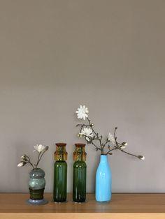 Jacqueline Rommerts Vase, Bottle, Home Decor, Decoration Home, Room Decor, Flask, Vases, Home Interior Design, Jars