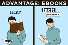 The Great E-Books Vs. Print Debate