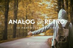 Download Analog & Retro Photoshop Actions Add-ons by Contrastly. Subscribe to Envato Elements for unlimited Add-ons downloads for a single monthly fee. Subscribe and Download now!