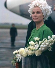 Princess Grace wore this Givenchy ensemble