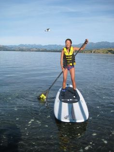 paddle boarding I live in the wrong part of the country. I would love to get ip and paddleboard for my morning workout.