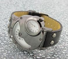 Steampunk (semi) watches by BraceletofFiosa. Very cheap and big selection.