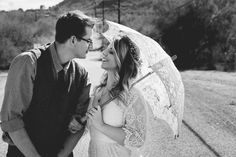 The smiles between a bride and groom are the most intimidate moments to capture as a wedding photographer. The Cave Creek Chapel swoons over our wedding ceremony photos!