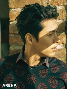 Hyun Bin on the Cover of Arena Homme Plus Korea April 2018 Actors Male, Asian Actors, Korean Actors, Actors & Actresses, Asian Celebrities, Celebs, Hyun Bin, Alex Gonzalez Actor, Kim Jisoo Actor