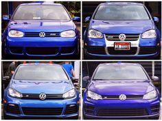 Volkswagen VW Golf R