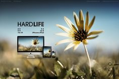 Hard Life Wallpaper by MediaDesign.deviantart.com on @deviantART