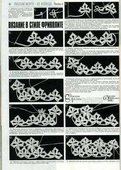 Häkelanleitungen - Duplet 144 Russian crochet patterns - ein Designerstück von Duplet bei DaWanda