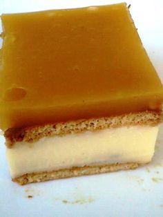 Greek Sweets, Greek Desserts, Greek Recipes, Flan, Food To Make, Sweet Tooth, Sweet Treats, Cheesecake, Easy Meals