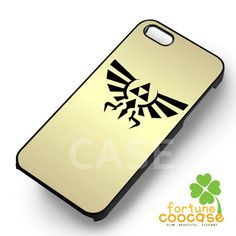 Legend of Zelda Triforce Hylian Crest Gold - 21zzzz for iPhone 6S case, iPhone…