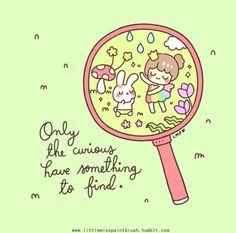 Kawaii Quotes by littlemisspaintbrush @PanPins